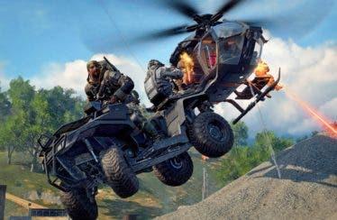 Call of Duty: Black Ops 4 Blackout podría contar con hora dinámica