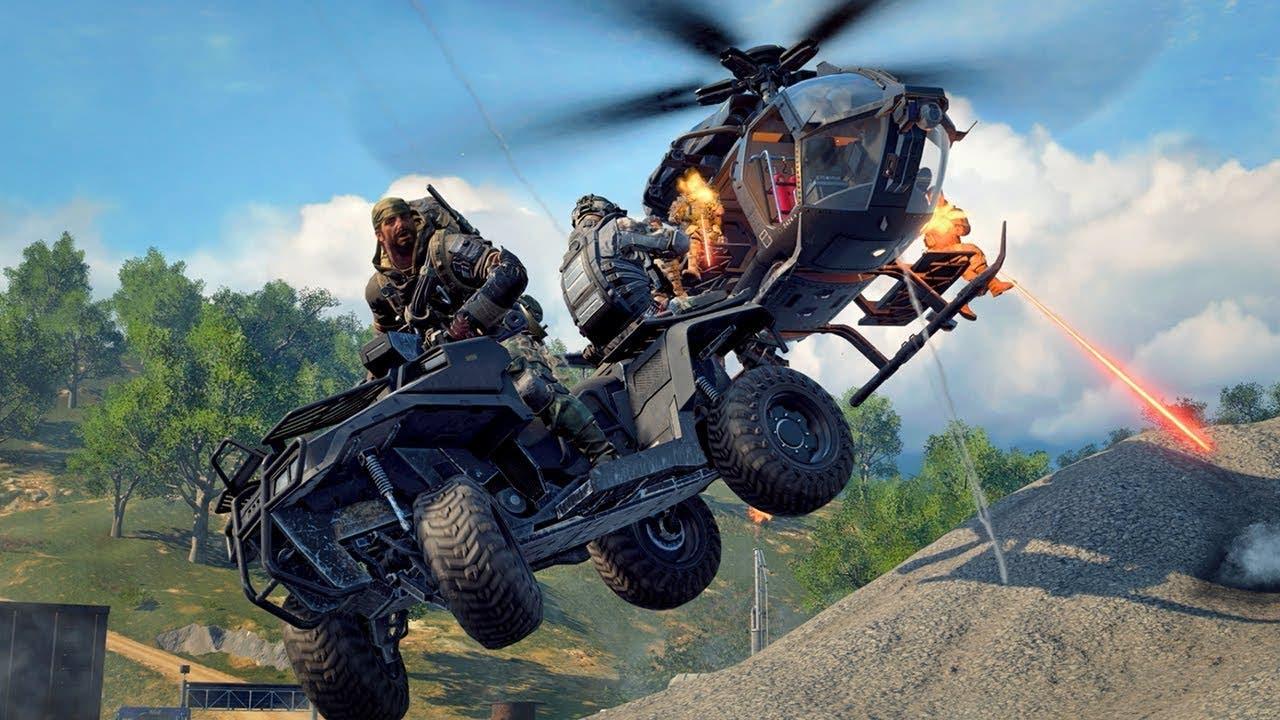 Imagen de Call of Duty: Black Ops 4 Blackout podría contar con hora dinámica