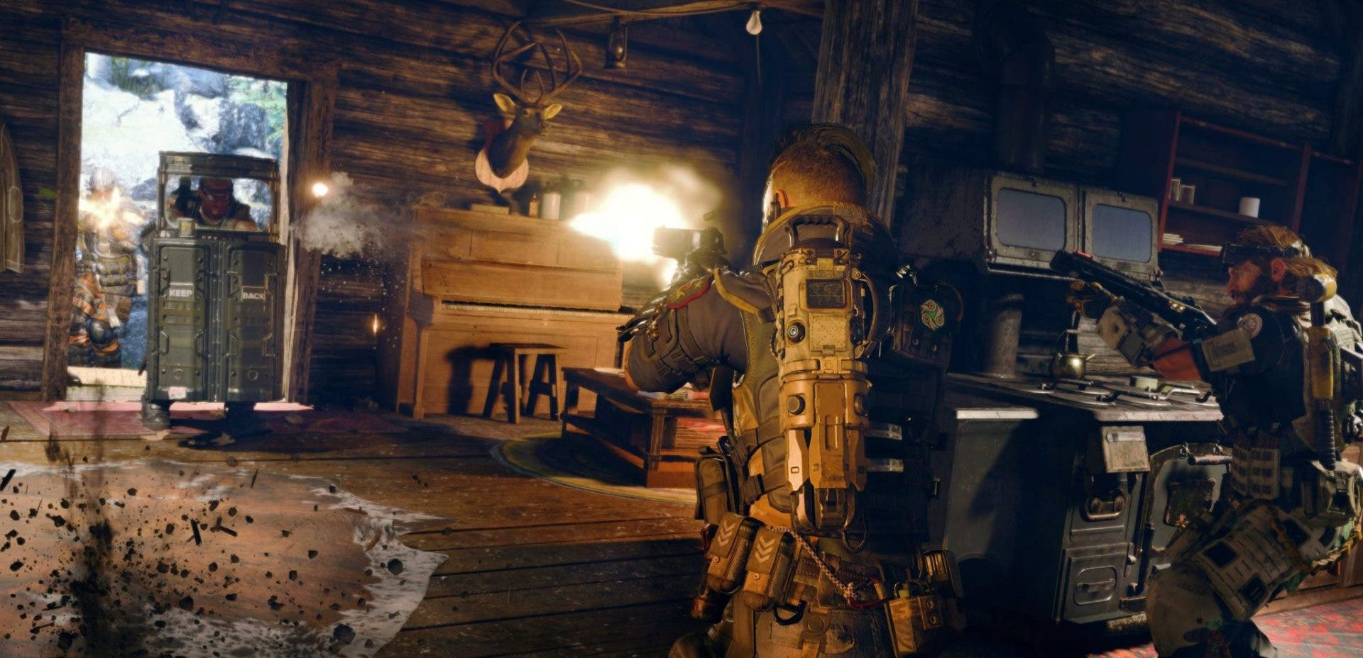 Imagen de Call of Duty: Black Ops 4 contará con un sistema llamado Supply Stream