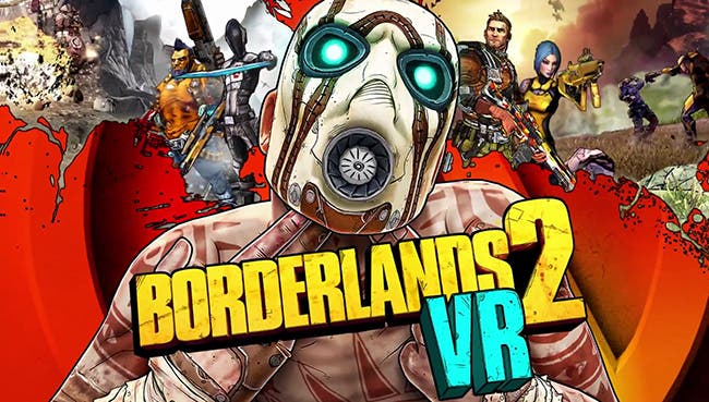 Imagen de Borderlands 2 VR ya está disponible para PlayStation VR