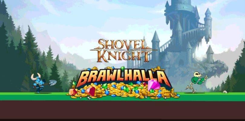Los personajes de Shovel Knight ya han sido añadidos a Brawlhalla