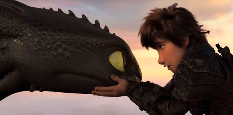 Persiguiendo sueños en el nuevo tráiler de Cómo entrenar a tu dragón 3
