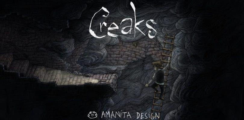 Los creadores de Machinarium anuncian su nueva propuesta: Creaks
