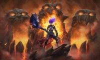 Darksiders III nos muestra las raíces del apocalipsis en su nuevo tráiler