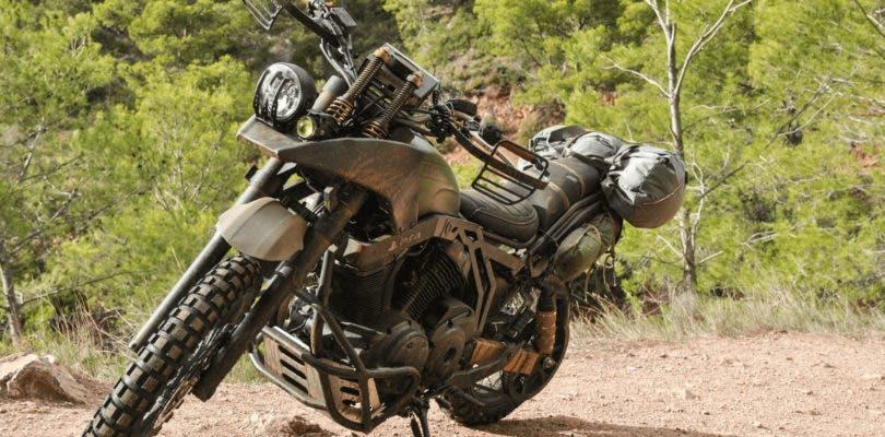 La Madrid Games Week contará con una réplica de la moto de Days Gone