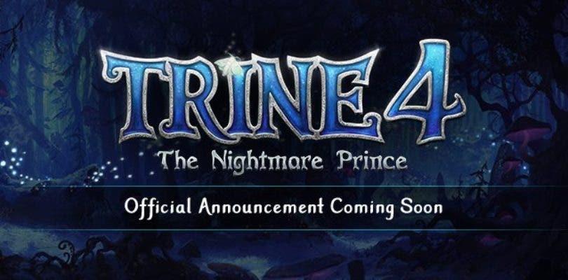 Trine 4 es oficial y anuncia lanzamiento para el próximo año