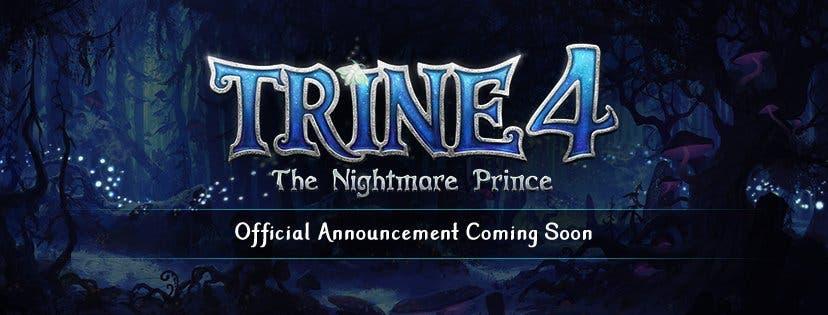 Imagen de Trine 4 es oficial y anuncia lanzamiento para el próximo año