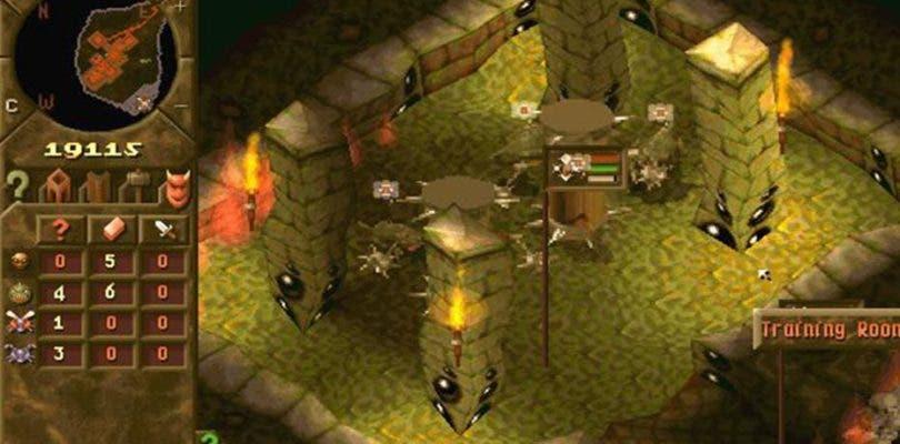 Dungeon Keeper, de 1997, registra indicios de explotación laboral