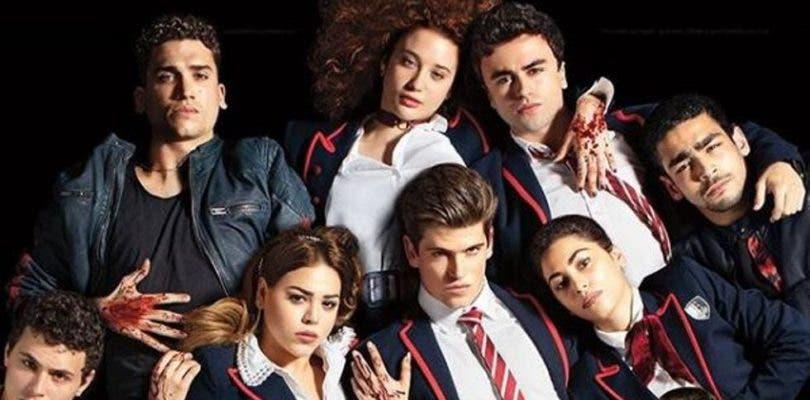 Élite ficha a nuevos actores para su segunda temporada
