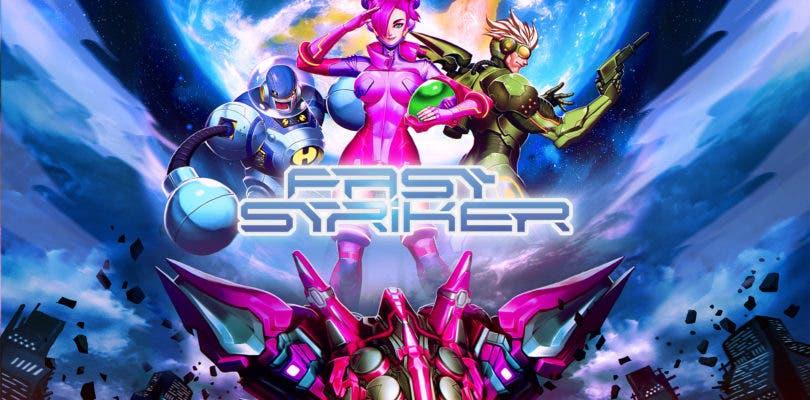 El shoot 'em up arcade Fast Striker estará disponible a mediados de mes