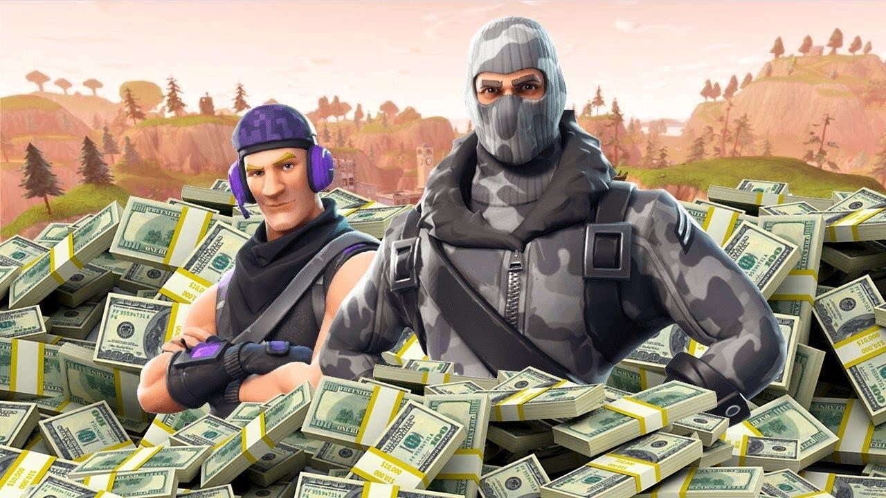 Fortnite Tfue Skirmish Estos Son Los Jugadores Que Mas Dinero Han Ganado En Los Skirmish De Fortnite