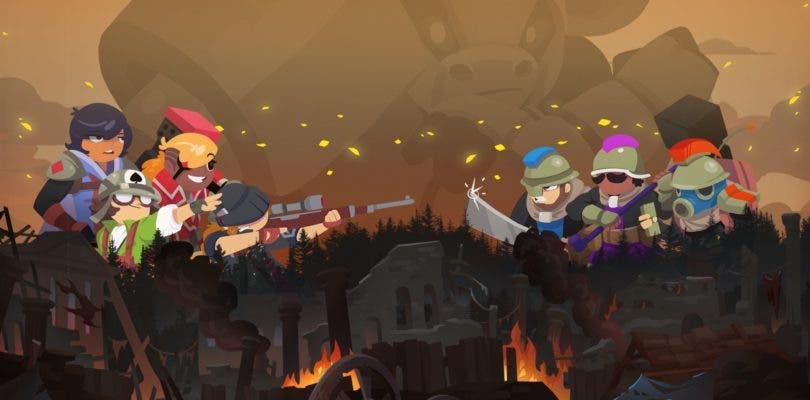 Full Metal Furies también llegará a Nintendo Switch en noviembre