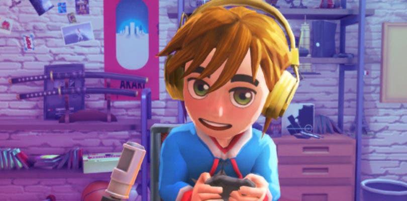 El videojuego Youtubers Life: OMG Edition llegará a consolas en noviembre