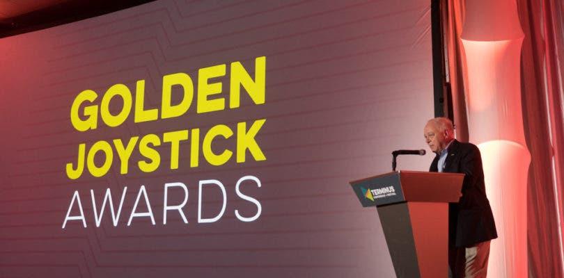 Conocemos los nominados a los Golden Joystick Awards 2018