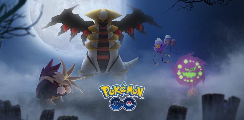 Pokémon GO detalla su evento de Halloween, que ya está disponible