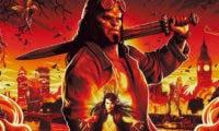 Festival de monstruos en el apocalíptico nuevo póster de Hellboy