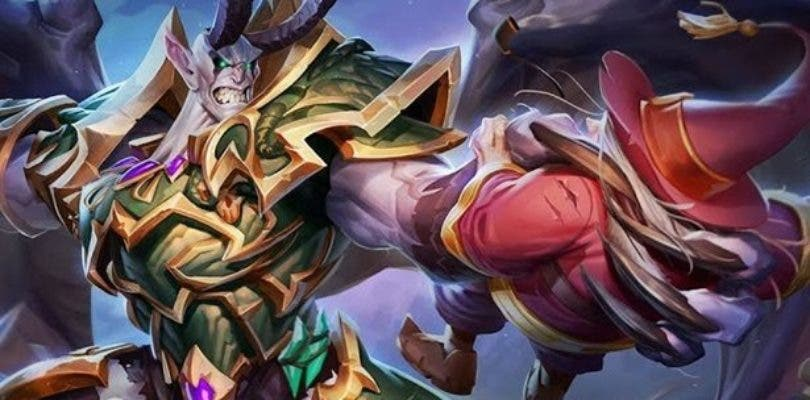 Mal'Ganis de Warcraft III se suma a Heroes of the Storm