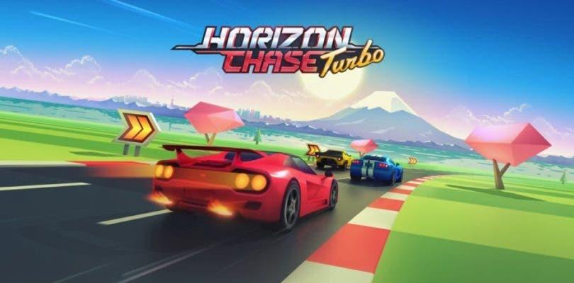 Horizon Chase Turbo ofrece una versión de demostración para PC y PS4