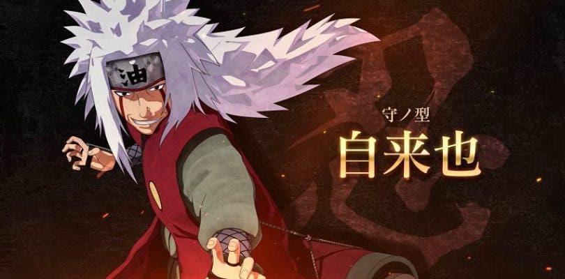 El legendario Jiraiya presente en el primer DLC de Naruto to Boruto: Shinobi Striker