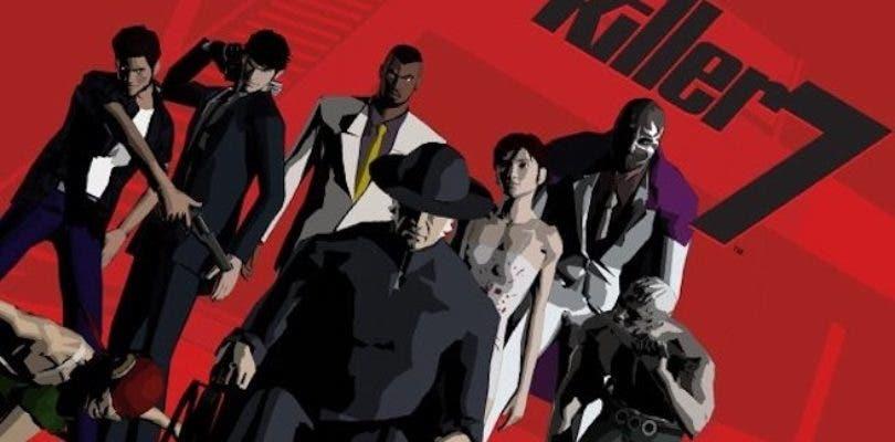 Killer7 culmina de exhibirnos a sus protagonistas en un nuevo vídeo