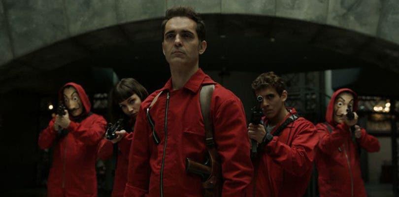 Netflix comparte oficialmente las primeras imágenes de lo nuevo de La Casa de Papel
