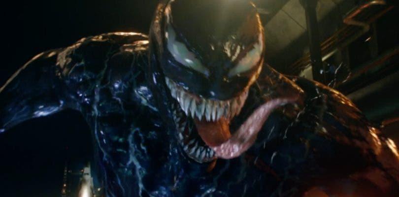 Venom se sobrepone a las malas críticas y destroza la taquilla