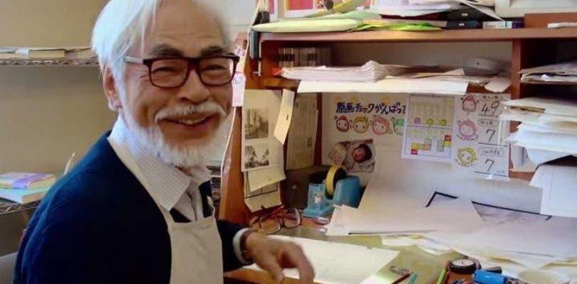 Hayao Miyazaki recibirá de Hollywood un premio por toda su carrera