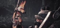 Monster Hunter World presenta en vídeo su evento especial de otoño