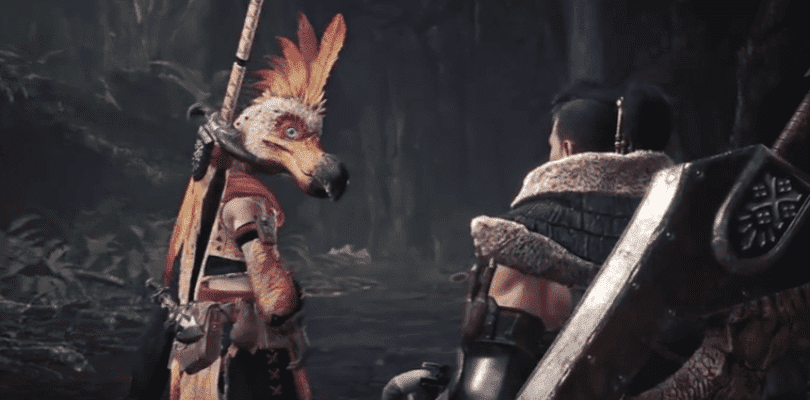 Monster Hunter World presenta en vídeo su evento especial de otoño
