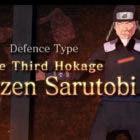 El Tercer Hokage llega a Naruto to Boruto: Shinobi Striker vía DLC