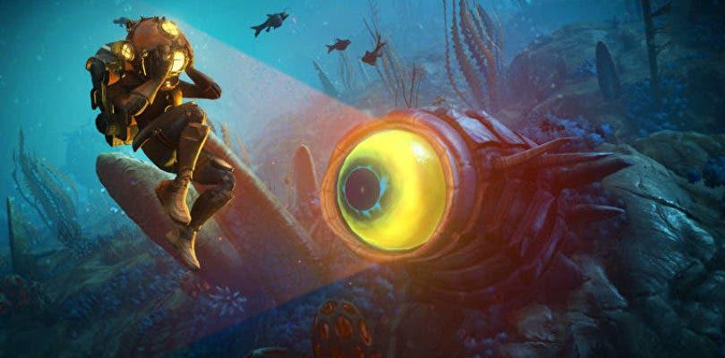 La exploración submarina es lo nuevo en llegar a No Man's Sky's
