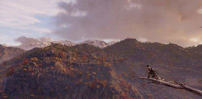 Comparativa gráfica de Assassin's Creed Odyssey entre Xbox One X y PlayStation 4 Pro