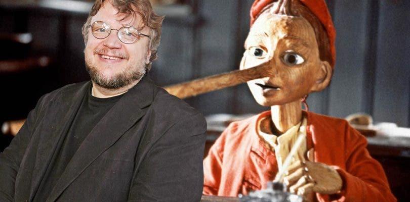 Guillermo del Toro dirigirá una versión stop-motion de Pinocho para Netflix