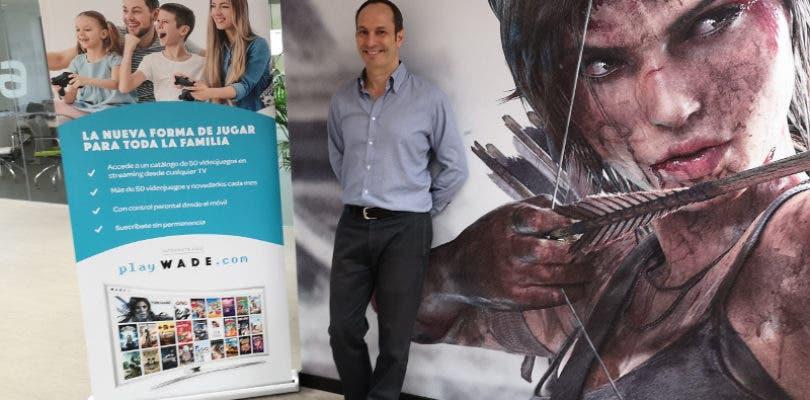 Nace WADE, el primer servicio en España de suscripción de videojuegos de alta calidad en streaming