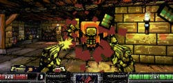 Conoce a Project Warlock, la combinación de Doom, Hexen y Wolfenstein
