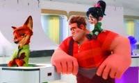 Zootopia se cuela como cameo en el tráiler internacional de Ralph rompe Internet