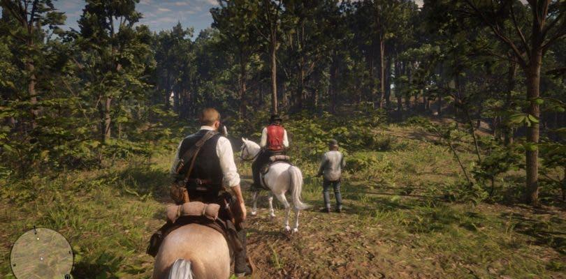 Jugadores de Red Dead Redemption 2 consiguen llegar a México