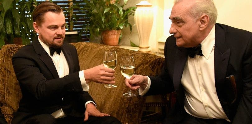 Leonardo DiCaprio y Martin Scorsese se reencontrarán en Killers of the Flower Moon
