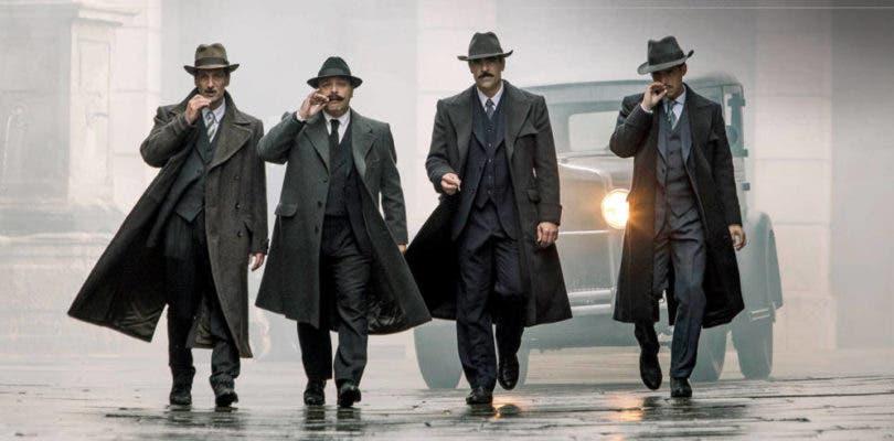 La Sombra de la Ley y Ola de Crímenes, único cine español que consigue mantenerse en el Top 10
