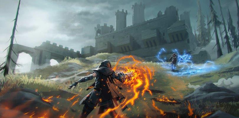 Descubre Spellbreak: un Battle Royale que combina combates mágicos y RPG