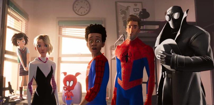 La realidad se fragmenta en el nuevo tráiler de Spider-Man: Un nuevo universo