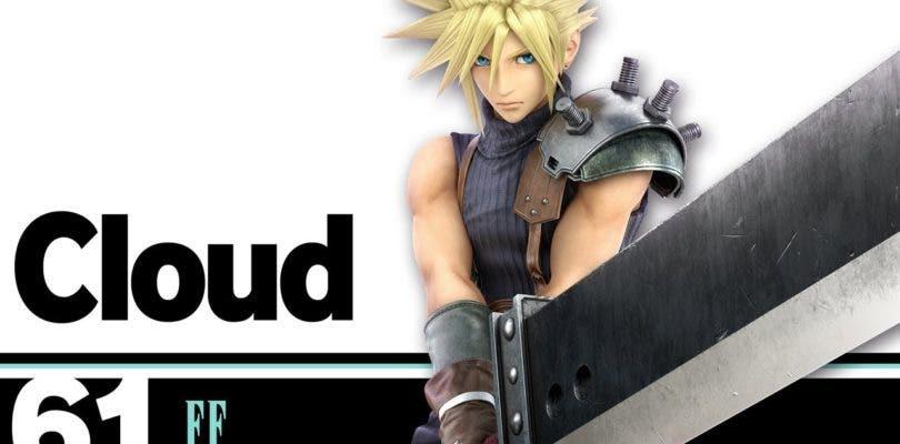 Cloud se une a la lucha en el blog oficial de Super Smash Bros. Ultimate