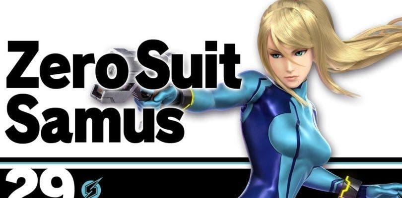 Samus Zero se presenta en el blog oficial de Super Smash Bros. Ultimate