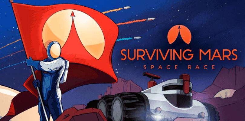 La expansión Space Race de Surviving Mars llegará este mismo año