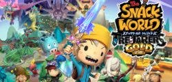 LEVEL-5 lanzará en Corea del Sur su título The Snack World: Trejarers Gold