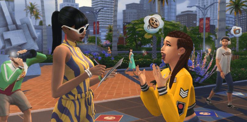 El nuevo pack de expansión de Los Sims 4 nos convertirá en celebrities