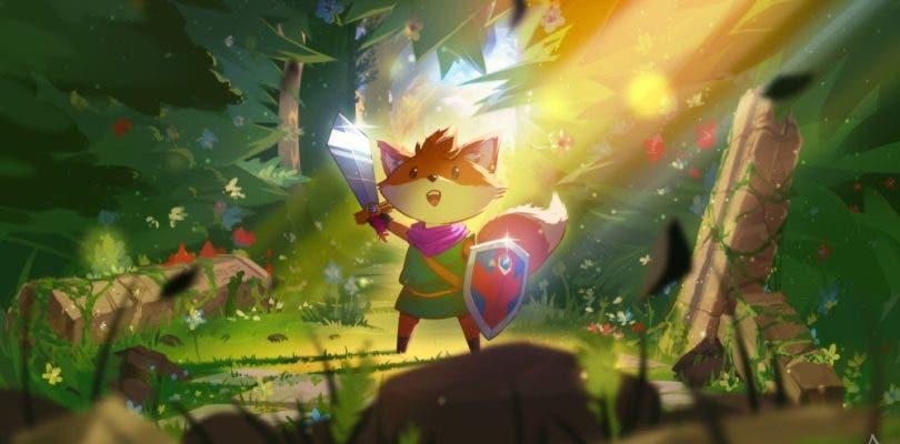 El colorido TUNIC se muestra en un extenso gameplay comentado