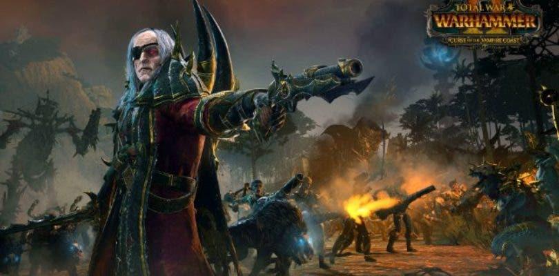 Total War: Warhammer II recibirá un nuevo DLC sobre piratas el próximo mes