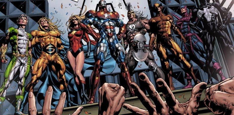 Marvel tiene preparado un guion para la posible adaptación de Dark Avengers