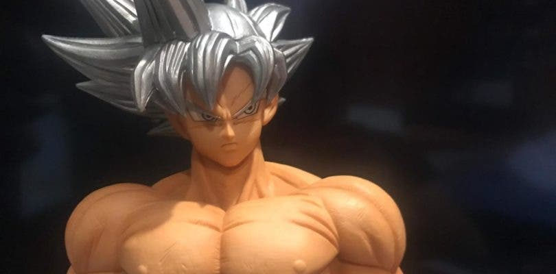 Dragon Ball Super: Análisis figura Goku Ultra Instinct – Resolution of Soldiers Grandista de Banpresto